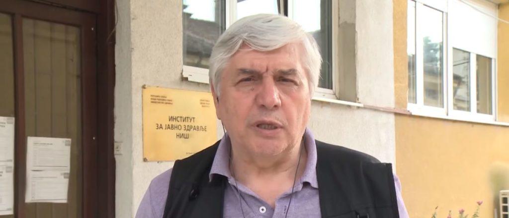 Doktor Branislav Tiodorović; Printscreen / Youtuben