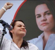 BAJ BAJ BELORUSIJA: Lukašenkova protivnica na izborima pobegla u Litvaniju