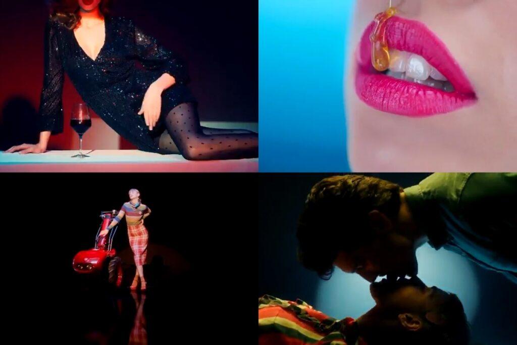 BUNGA BUNGA SRBIJA: Erotska reklama Privredne komore je